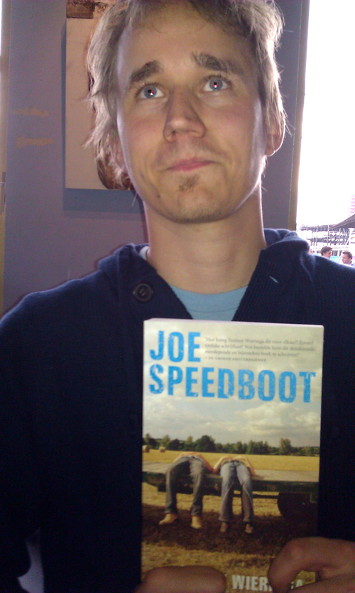 Citaten Uit Joe Speedboot : Nr joe speedboot